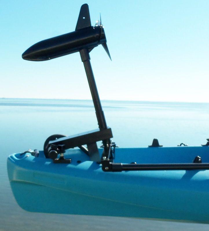 Kayak Motor Kayak Motors Kayak Trolling Motors Fishing Kayaks With Trolling Motors Best Idea Yet To Fish C Kayak Trolling Motor Kayak Fishing Diy Kayaking