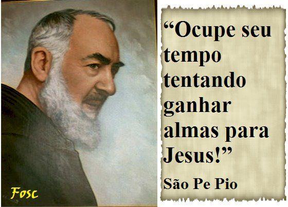 Quem Como Deus Frase De Padre Pio Frases Dos Santos Saint