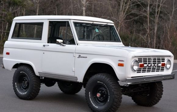 Clean 1970 Ford Bronco 4x4 With Images Ford Bronco Bronco