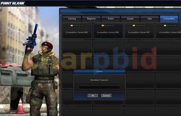 Troopers mungkin bertanya-tanya apa password competition
