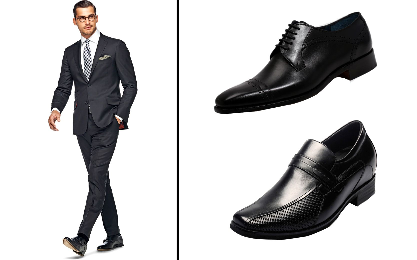 Shoes With Black Suit Dress To Kill Pinterest