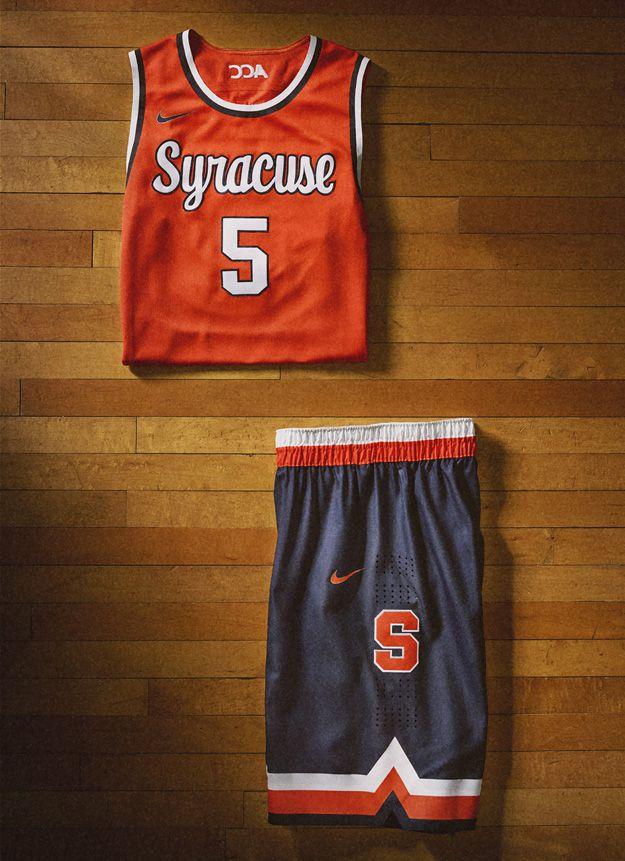 reputable site e86c5 6eaf8 Syracuse Nike throwback | Basketball Jerseys | Syracuse ...