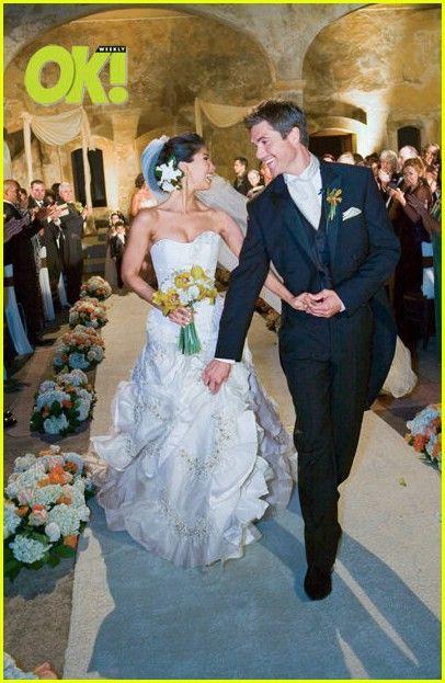 Roselyn Sanchez Amp Eric Winter M 2008 Celebrity Wedding