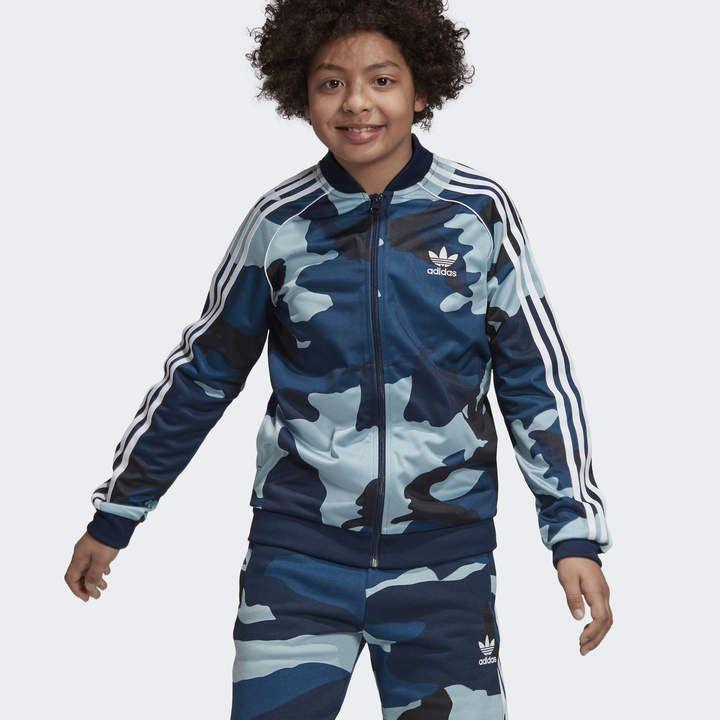 Camouflage JacketProducts Adidas Track Sst 2019 In Z0N8XnwPkO