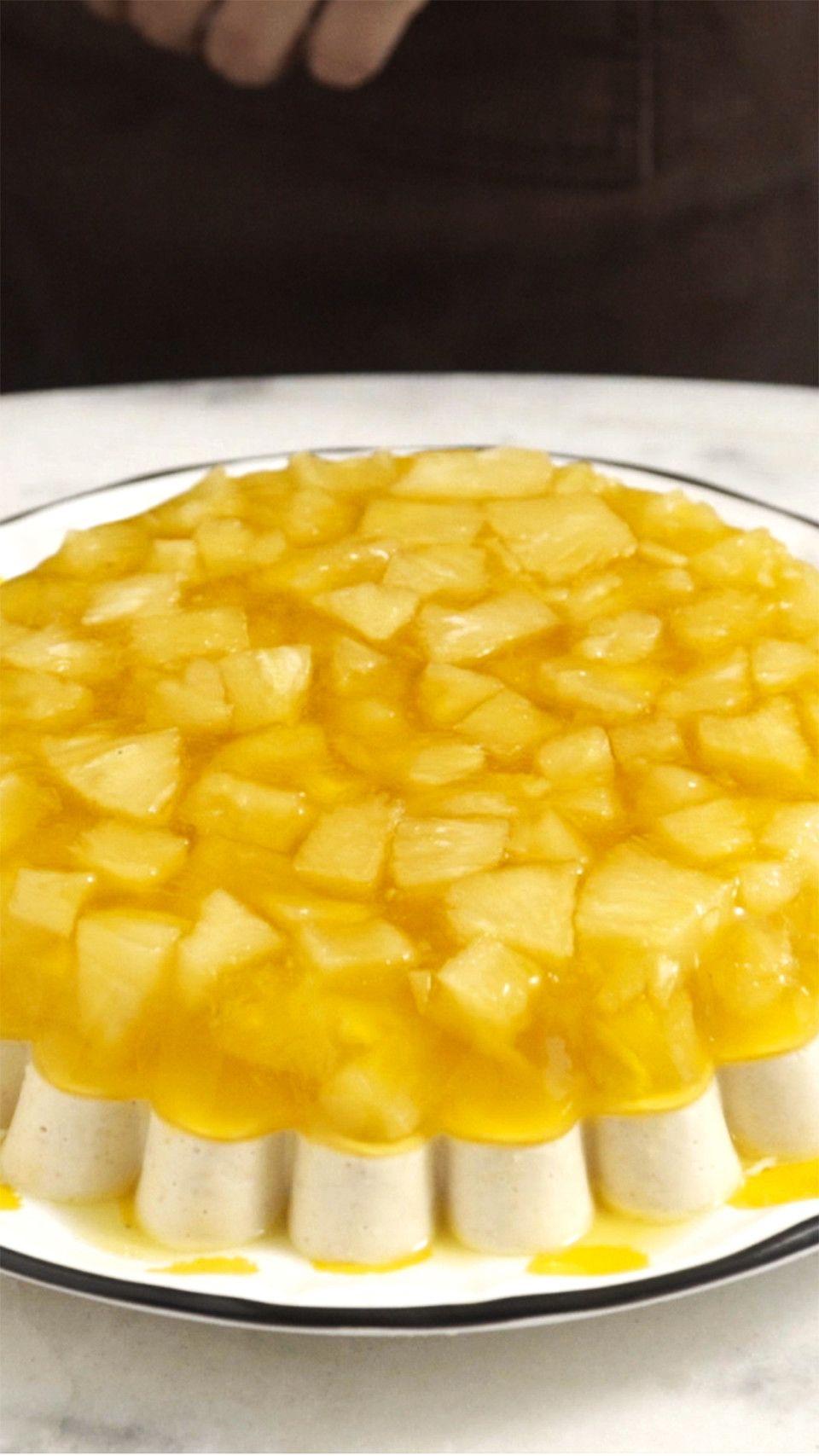 Doce De Abacaxi Receita Doce De Abacaxi Receitas Saborosas E