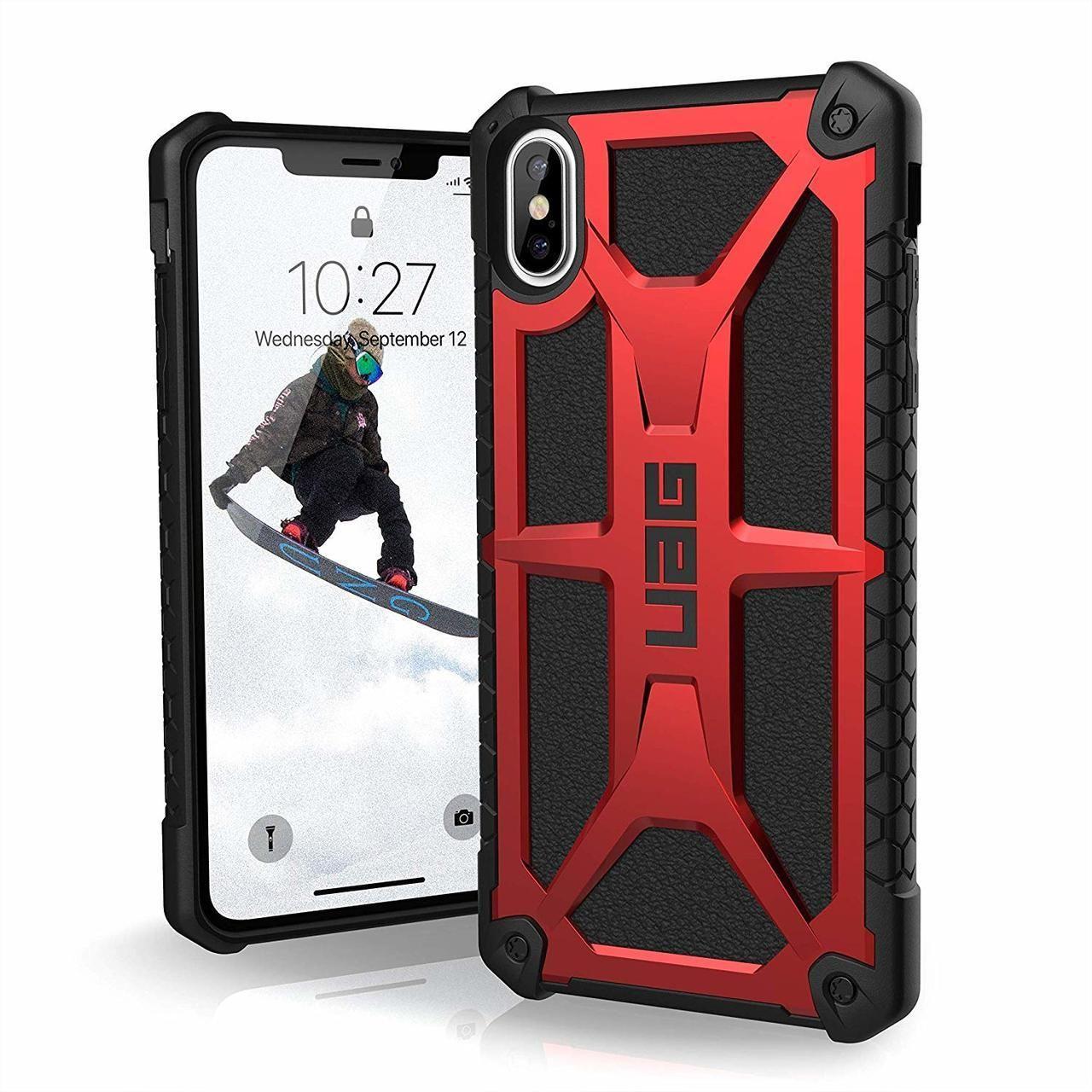 Iphone xs max urban armor gear uag rugged monarch