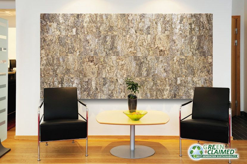 Cork Panel Tundra Wall Decor Panel Greenclaimed