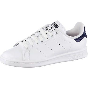 adidas Stan Smith Sneaker Damen blau grau Leopard | Schuhe | Adidas ...