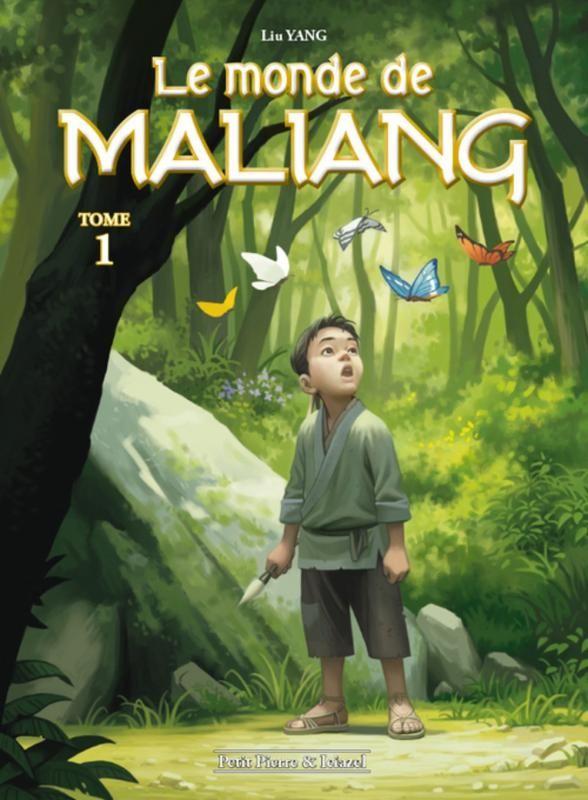 Le Monde de Maliang (Nouvelle Édition) - (Liu Yang) - Roman Graphique [TRIBULLES, une librairie du réseau Canal BD]