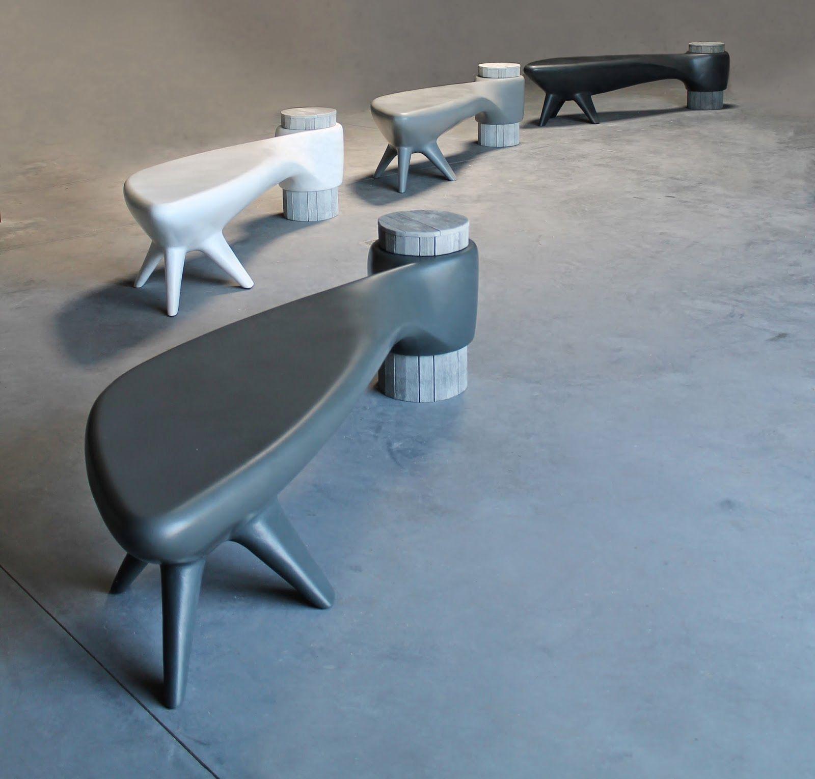 Beton Concrete Akene Mobilier Design Mobilier Urbain