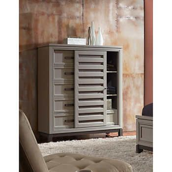 Norah Door Chest Door Chest Bedroom Storage Dovetail Drawers