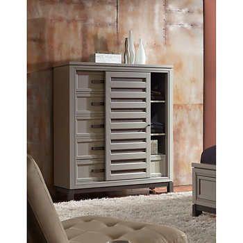 Norah Door Chest Door Chest Bedroom Storage Home Office Furniture