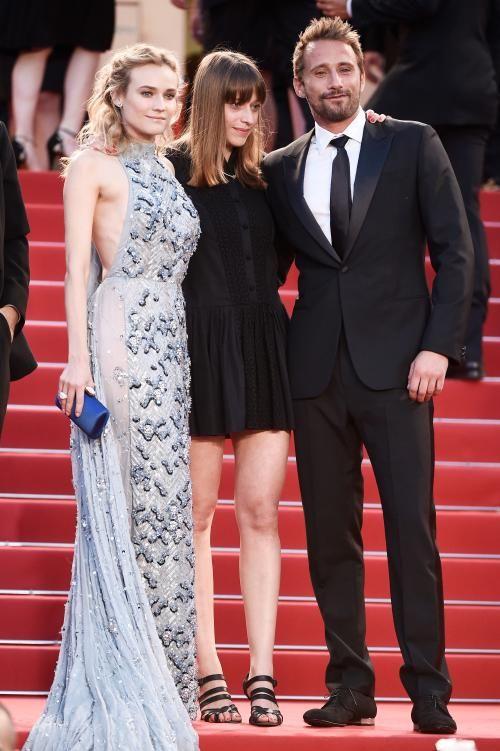 Diane Kruger And Matthias Schoenaerts