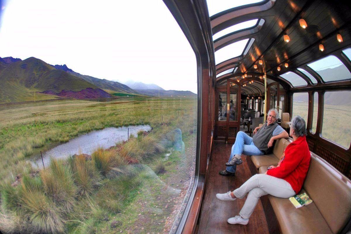 Перуанские поезда самые поездатые поезда в Мире...