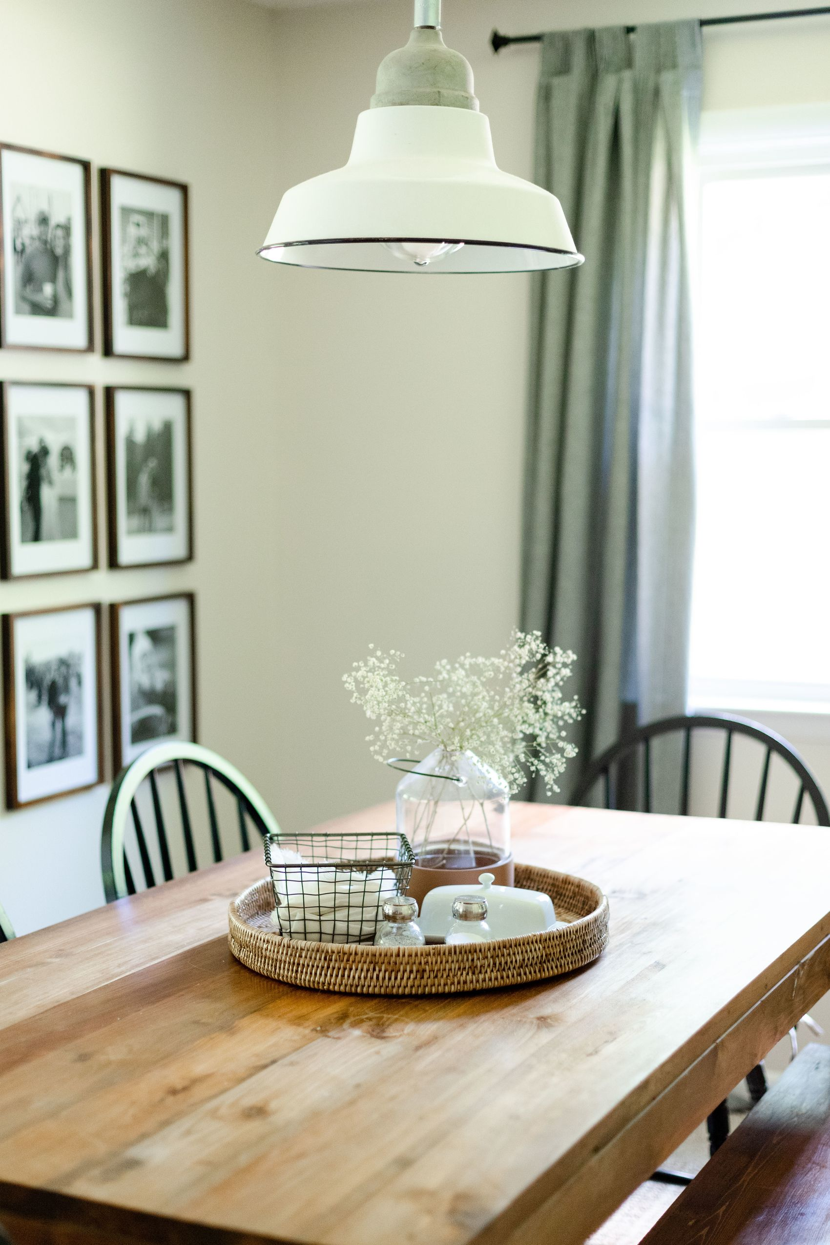 3 Ways To Freshen Up Your Table Centerpiece Table Centerpieces For Home Dinning Room Table Decor Dining Room Centerpiece