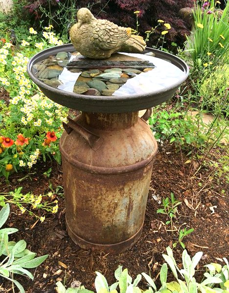 The Upcycled Garden Volume 12: Using Recycled & Salvaged Materials In Your Garden