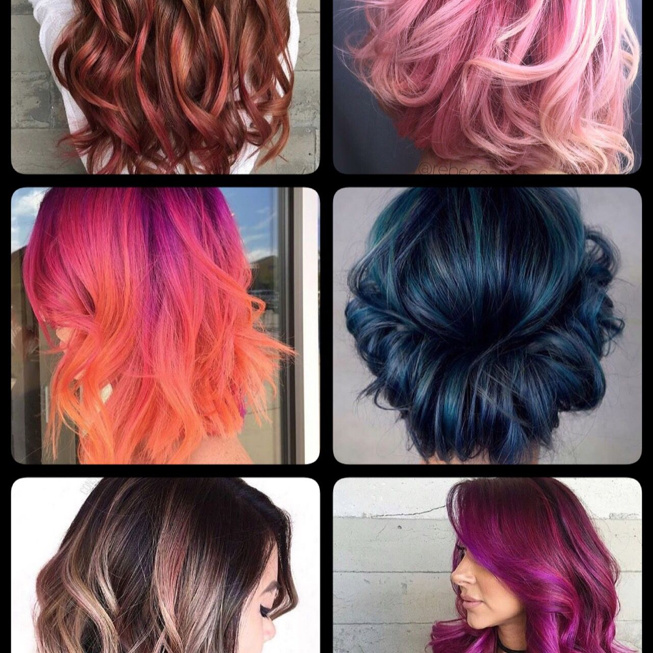 Have you thought about your autumn look? Natural or high fashion shades? Anything goes and we are willing, ready and able!!#autumn#fall#fashion#friday#love www.luciacsalon.com