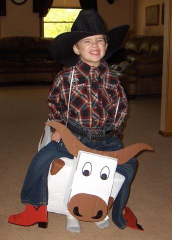 Cowboy fancy dress costume fancy dress ideas pinterest howdy to homemade costumes solutioingenieria Choice Image