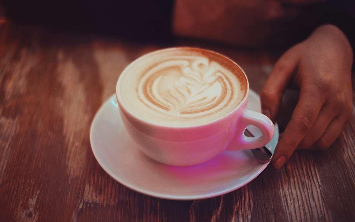 Download Wallpaper 3840x2400 Coffee Cappuccino Cinnamon 4k Ultra