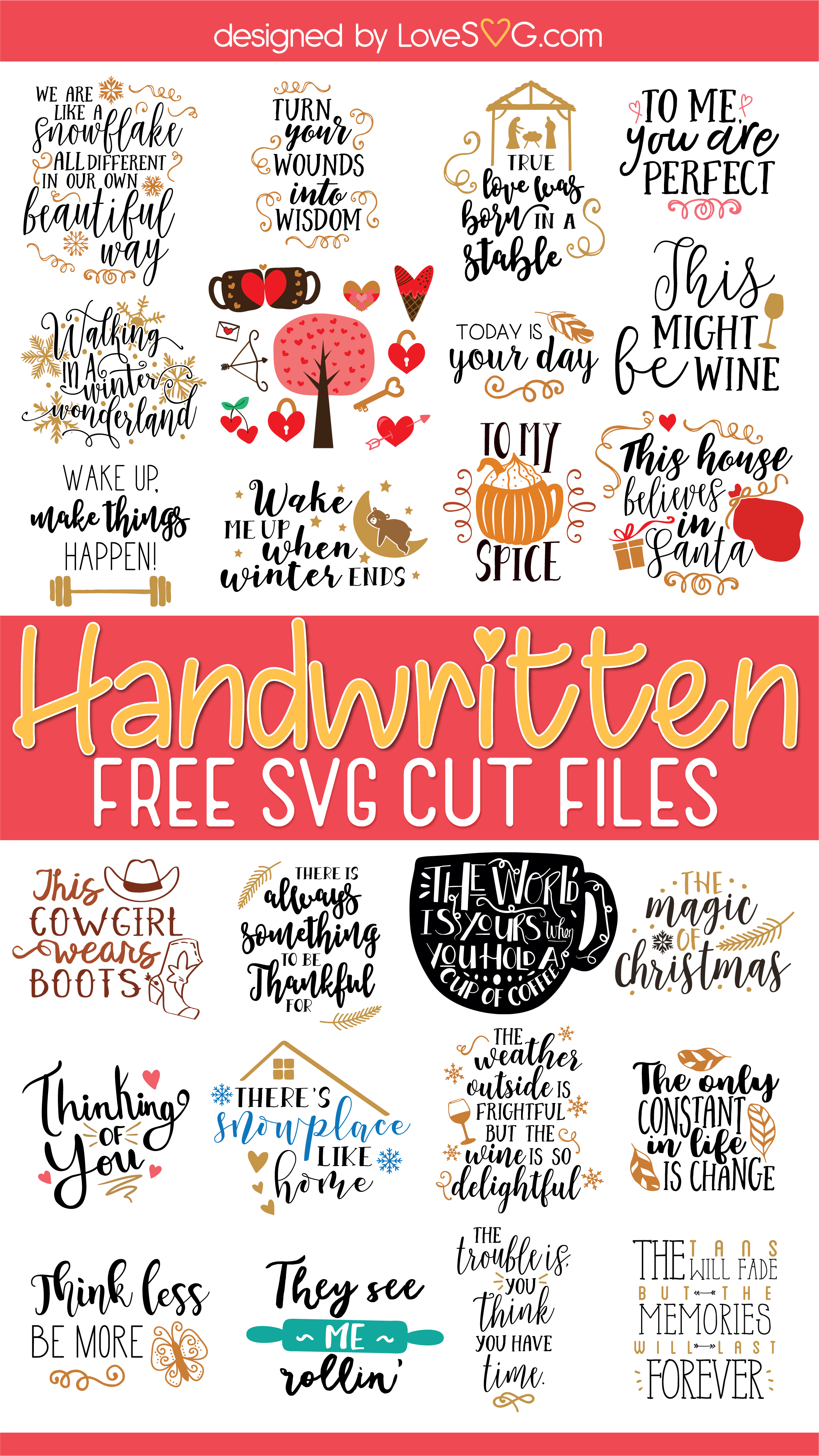 Download Free SVG Cut File for Cricut and Silhouette in SVG, PNG ...