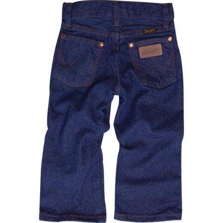 a1e6b8fd Wrangler Apparel Boys Western Cowboy Cut Jeans, Blue | Products ...