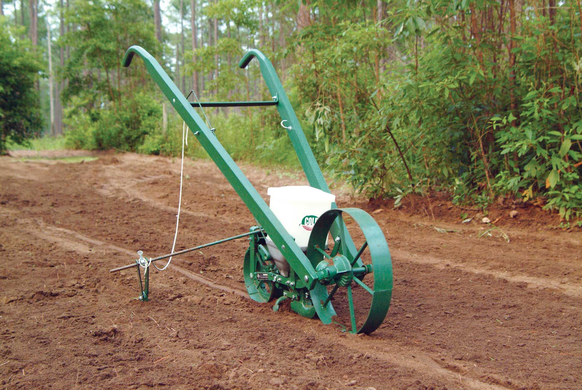 Choose The Right Garden Seed Planter Sustainable Farming With