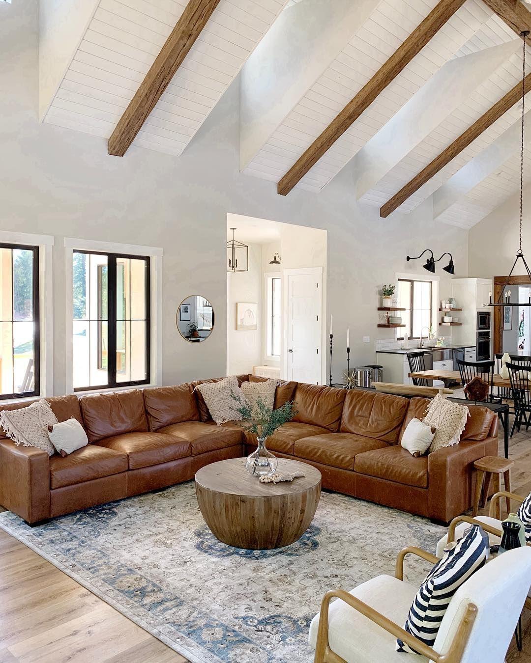 Get Home Design Ideas: Modern Farmhouse Inspo On Instagram: I Get So Many