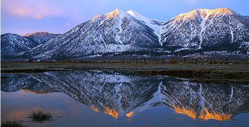 Explore The Environment In Nevada The Nature Conservancy Nevada Scenic Explore