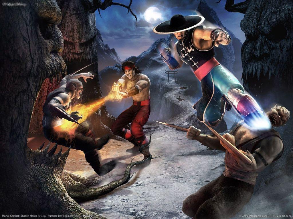 Mortal Kombat Shaolin Monks (com imagens) | Mortal kombat, Street fighter,  Fanart