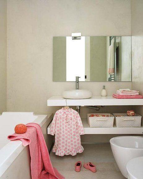 La suite de una pequeña dama | Pinterest | Cuarto de baño, Baño y ...
