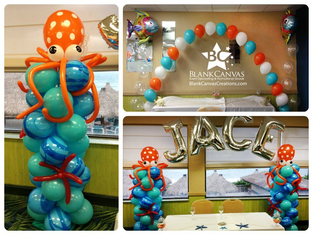 Melbourne, FL Event Decorating Blog - Under the Sea Baby Shower ...