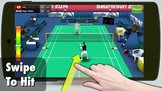 Badminton 3d Mod Apk V2 1 Unlimited Money Balls Android Game Aplikasi Aplikasi Android