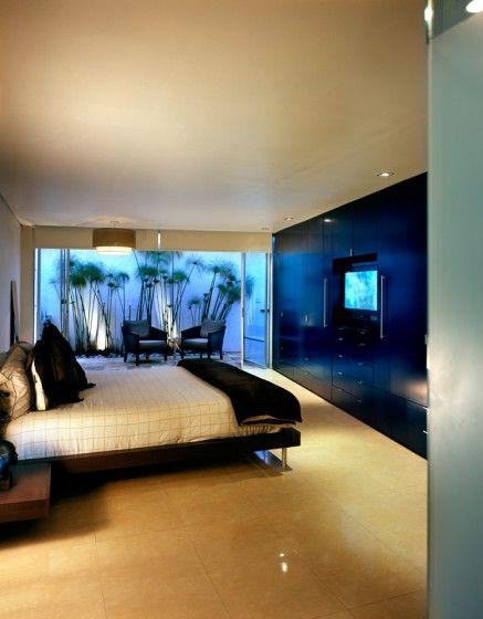 Diseño de dormitorio grande