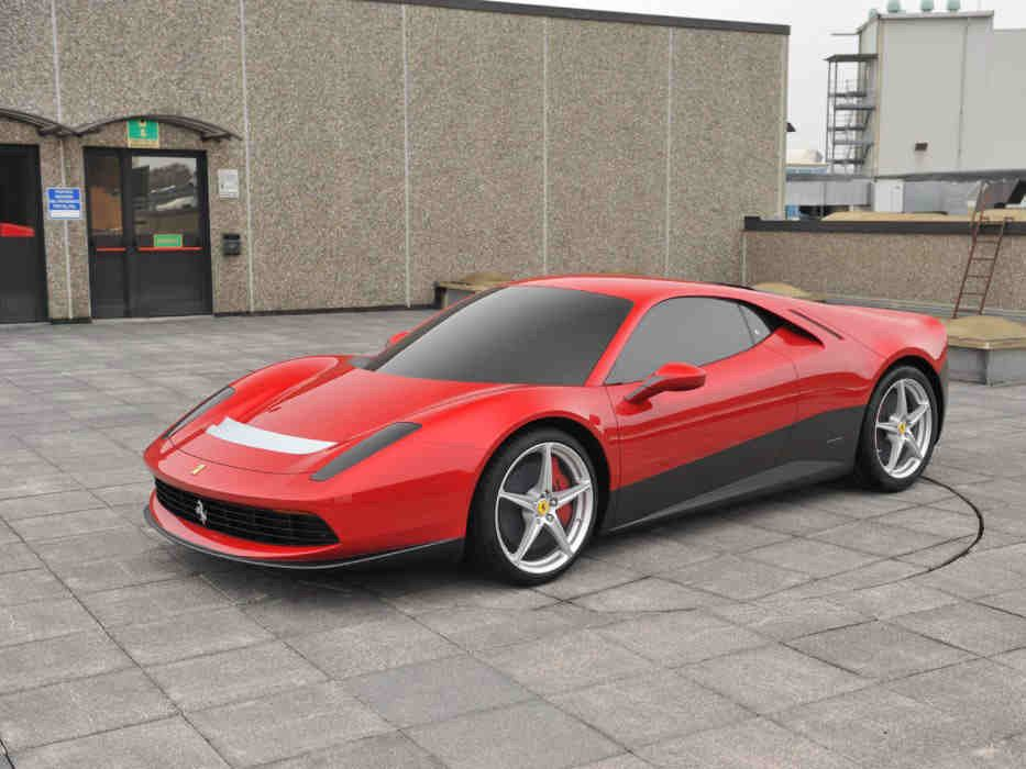 Pin on Ferrari Concept Cars