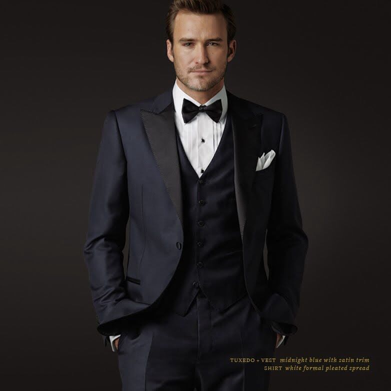 Don\'t wear another man\'s suit on your wedding day! Outfit yourself ...