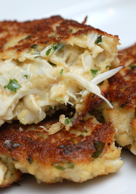 Crazy Good Crab Cakes