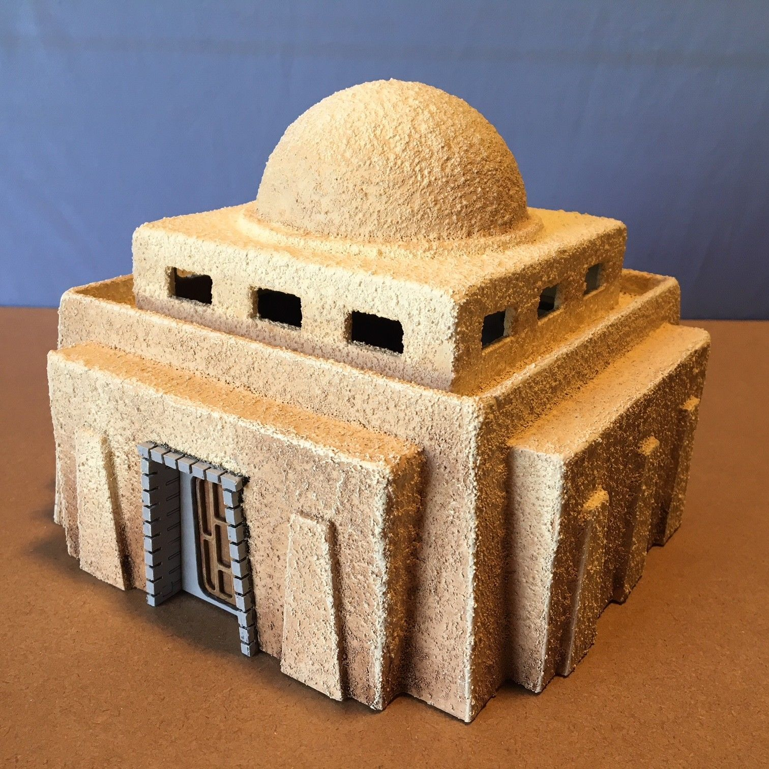 Star Wars Legion Terrain Desert Planet Deluxe Building Star Wars Death Star Star Wars Concept Art Star Wars Diy
