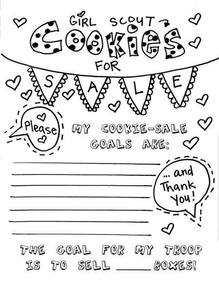 It\'s Girl Scout Cookie Time! | Favorite Places & Spaces | Niños ...