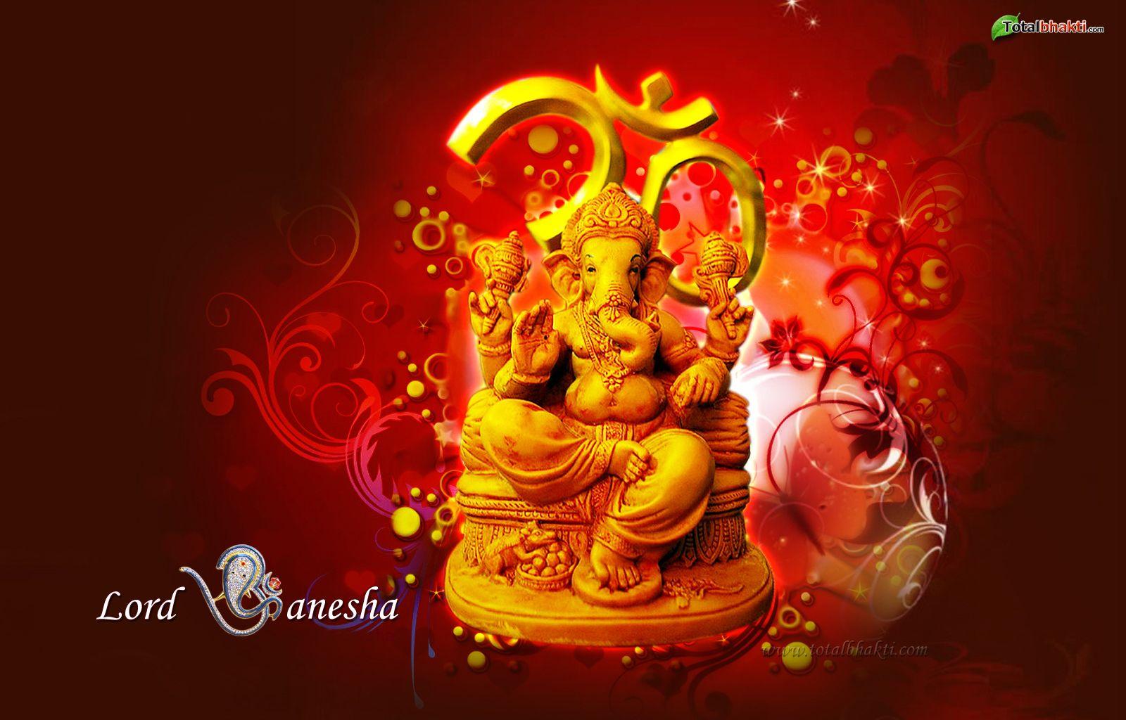 Ganesha Wallpaper Ganeshchaturthi Happy Birthday Ganesha In
