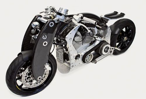 Top 10 Most Expensive Motorcycles Of All Times