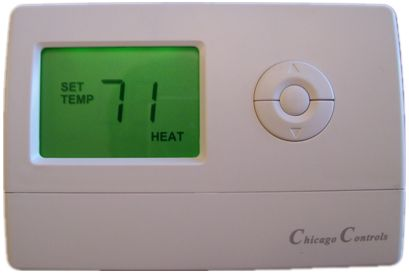 Chicago Controls Thermostats Provides Landlord For Property Managers And Landlords Purchase Your Tamper Proof