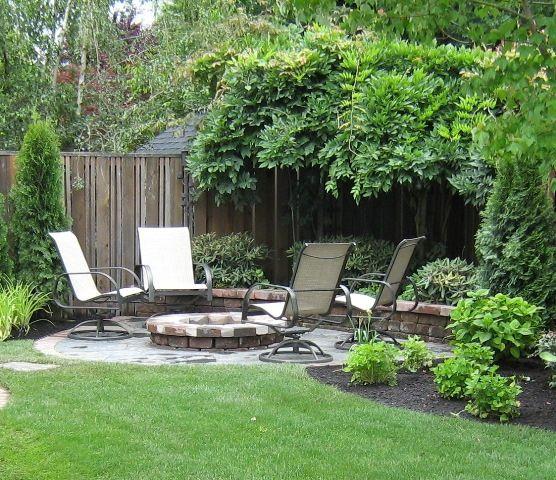Backyard Landscaping Small Backyard Design Small Yard
