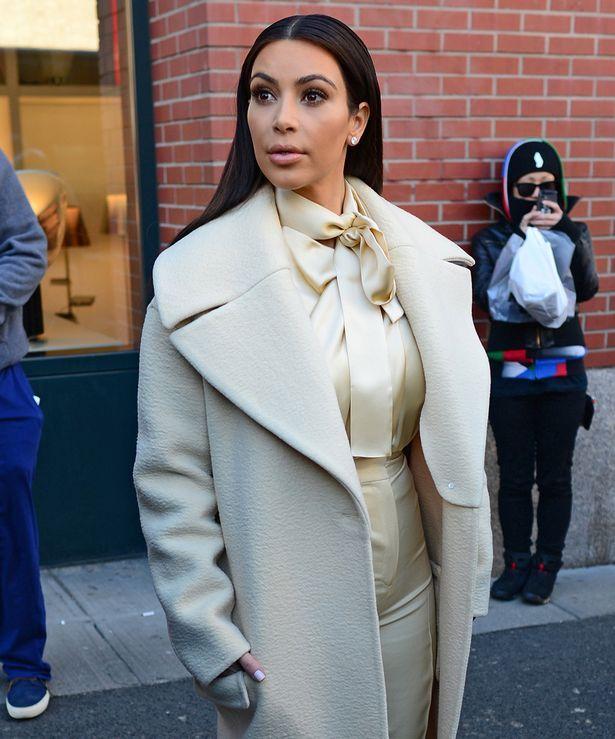 kim kardashian winter coats - Google Search | Winter Fashion Fancy ...