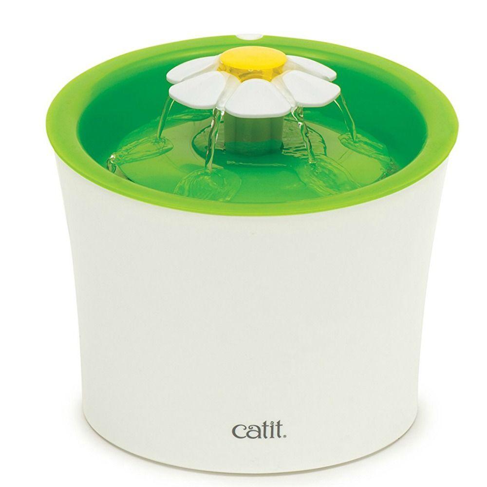 Catit flower fountain 1feeder drinkfontein