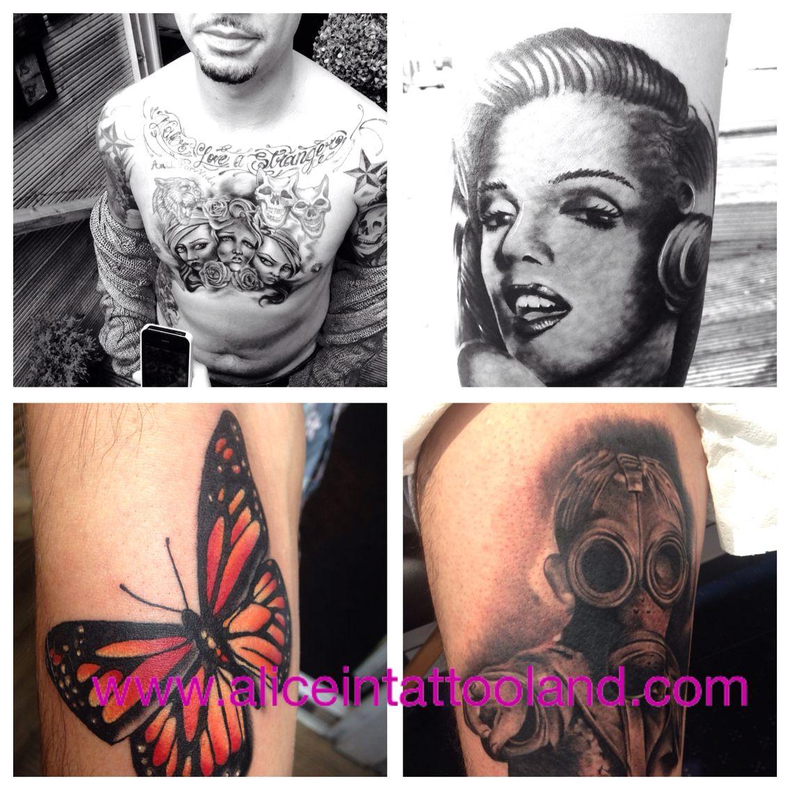 Fleshformers London London Tattoo Tattoos Traditional Tattoo