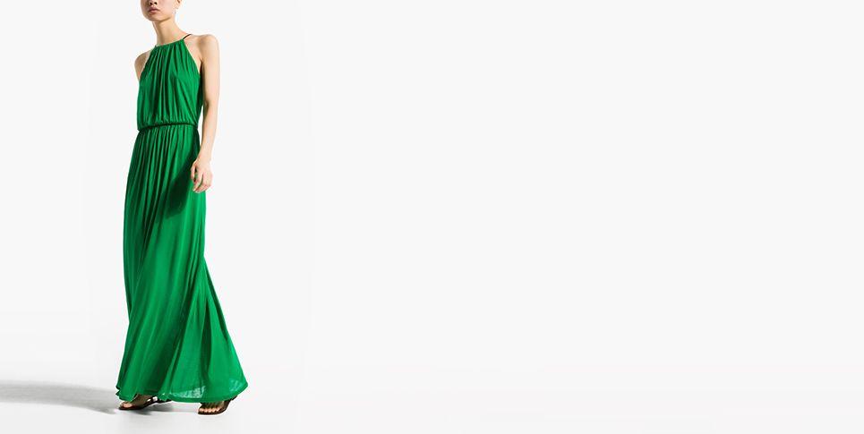Qué Me Pongo? QMP : Vestido Romano Massimo Dutti | Vestidos