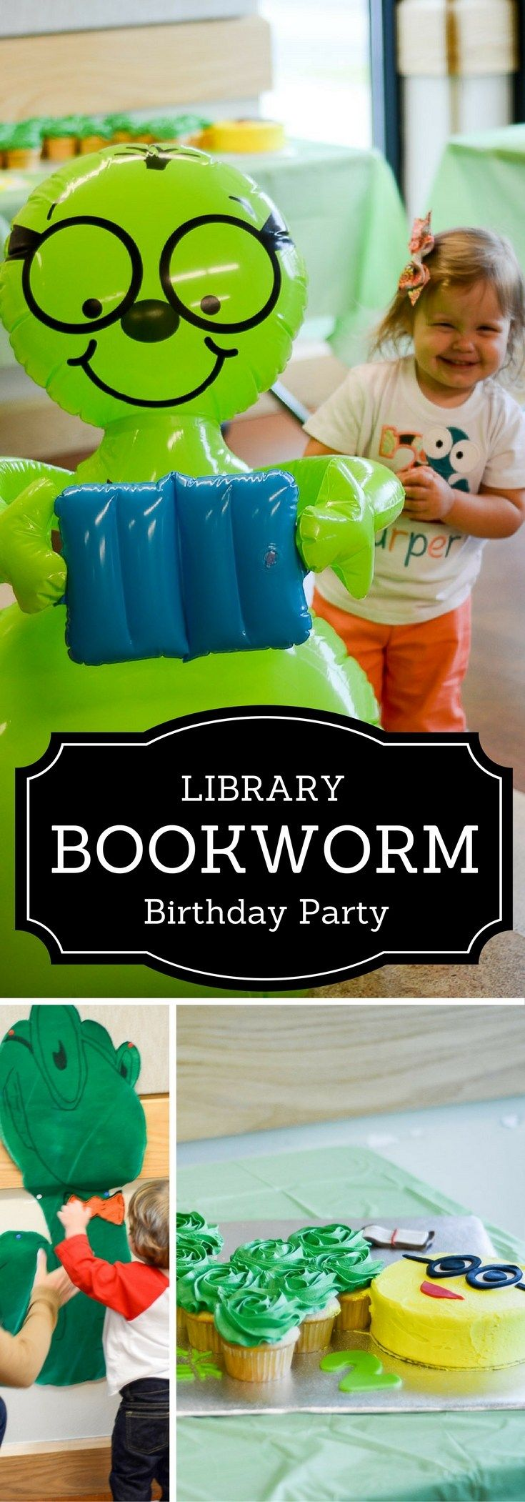 Book Worm Birthday Wording Birthday Words Bookworm Party Book Worms