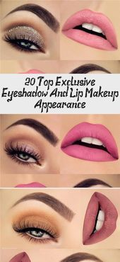 Photo of 20 Top Exclusive Eyeshadow And Lip Makeup Appearance – Beauty İdeas  20 Top Exc…