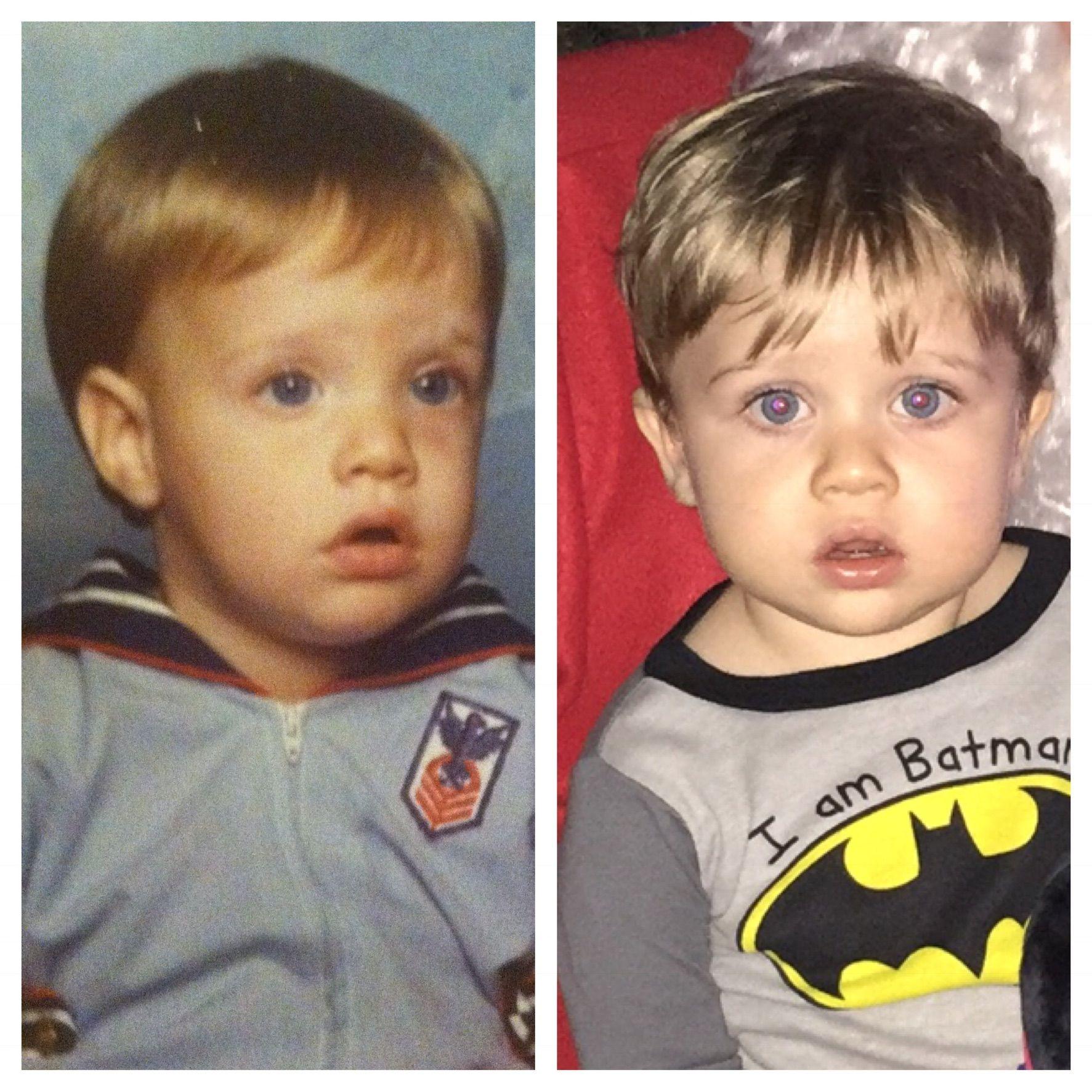 Mark Jr & Liam