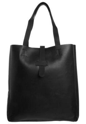 lisbet shopping bag black n hen pinterest leder shopper schwarzes leder und zalando. Black Bedroom Furniture Sets. Home Design Ideas